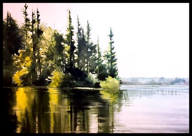 Reed Lake, Manitoba