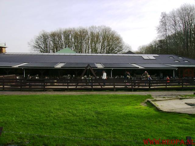 Wintertocht   A'damsebos     26-01-2008   15Km (24)