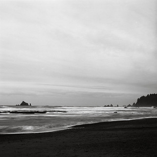 Rialto Beach | by that analogue guy