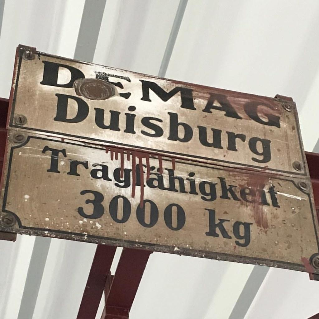 Heavy lifting today  | I'm at Casino Zollverein! 4sq com/eZF