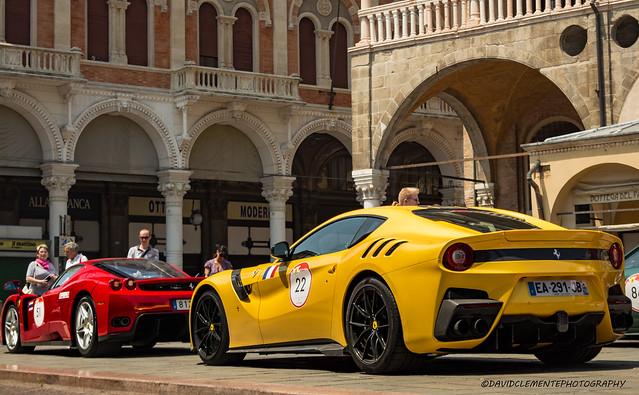 F12 TDF vs Enzo