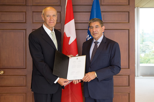 Canada's Accession Brings Marrakesh Treaty into Force | by WIPO | OMPI
