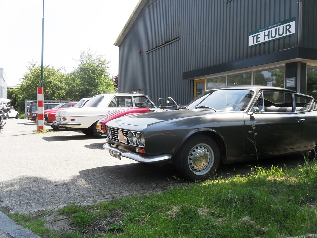 The Volvo museum in Loosdrecht