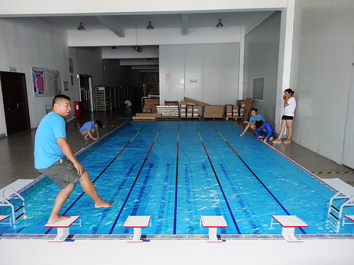 swiming pool in EXPO 2013_13 | by 3D floor sticker - YeJun