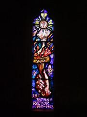 JGT Tatham Rector 1945-1968