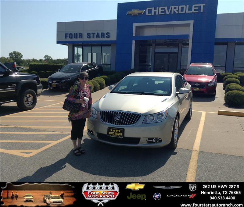 Four Stars Auto Ranch Chevrolet Buick Chrysler Jeep Dodge