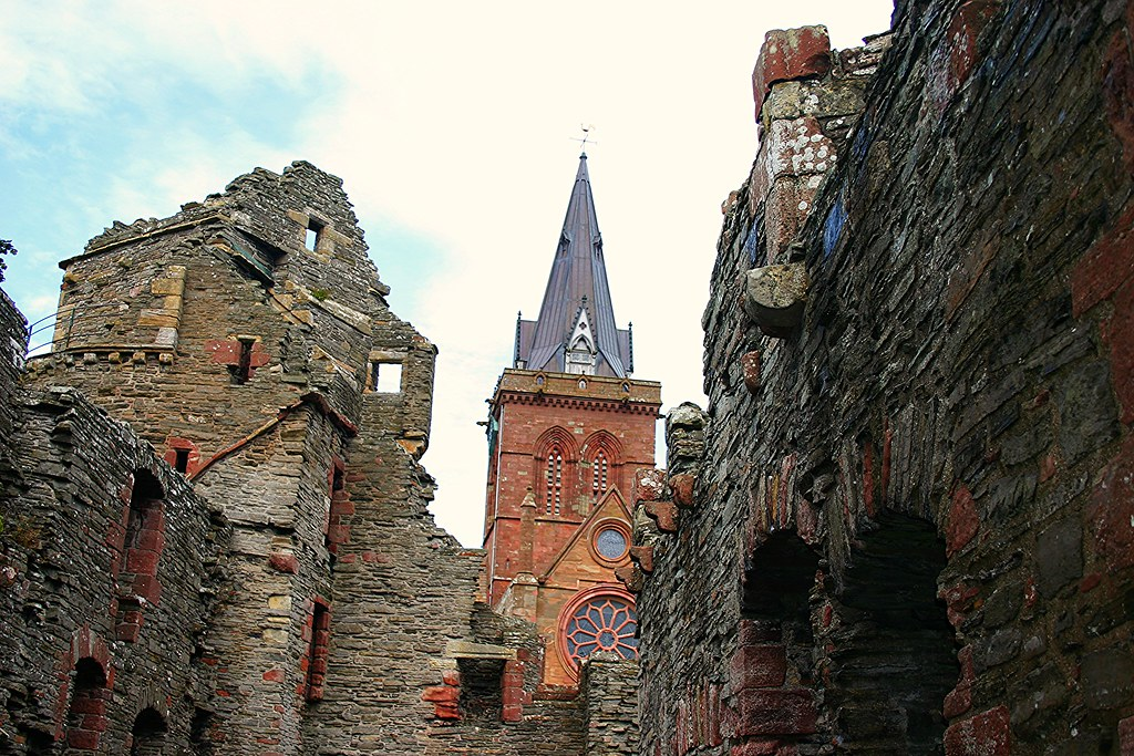 Image result for Bishop's Palace, Kirkwall