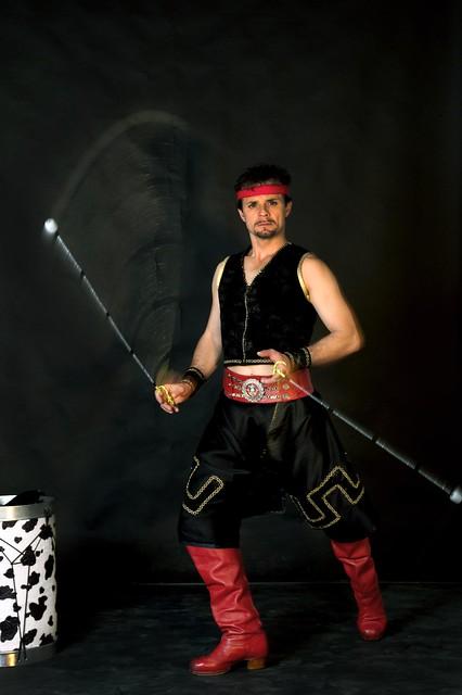 Milton - gaucho dancer with bolas