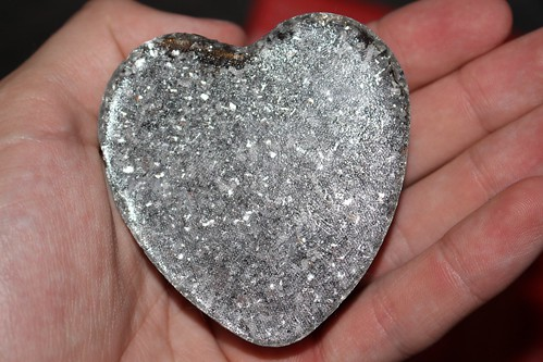 Silver heart | by StockyPics