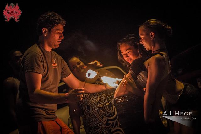Twisted Tuesday: Fire Massage