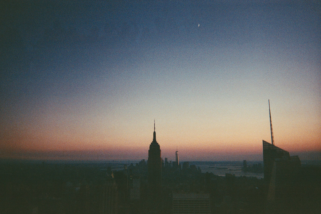 So I've been to NY and this where my heart lives now