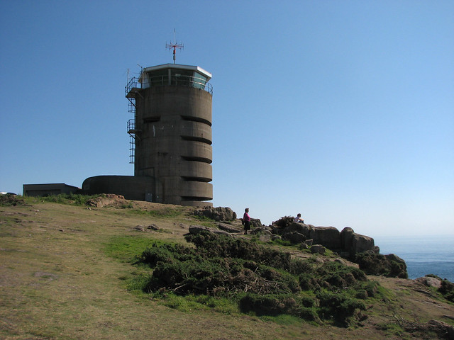 La Corbiere Radio Tower