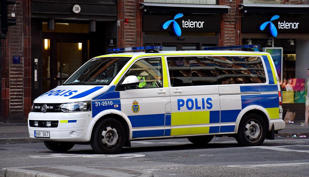 Polisen Sthlm City