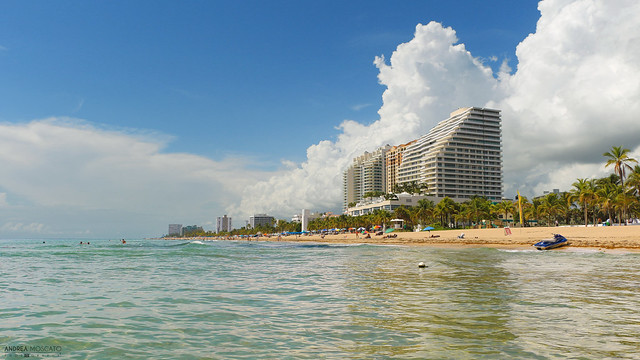 Fort Lauderdale Beach (Florida)