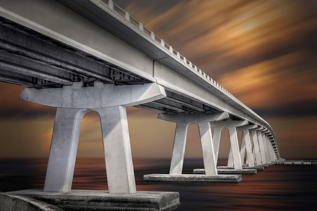 Sanibel Causeway - Bridge