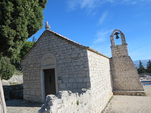 St. Jerome Church, Marjan Hill, Split (1) | by leiris202