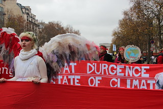 D12 Paris marches for climate justice as COP21 concludes | by John Englart (Takver)