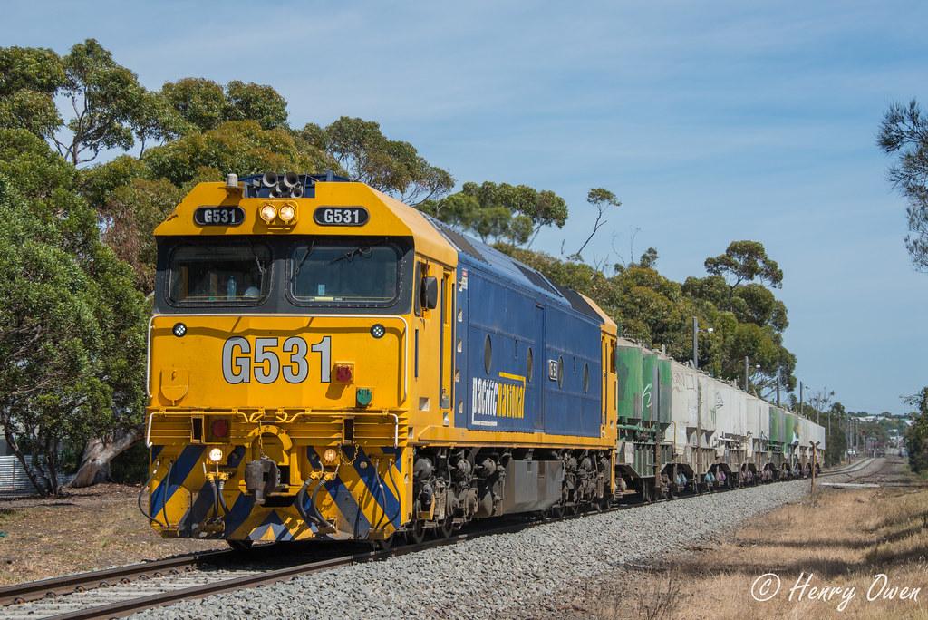 South Geelong Standard by Henry Owen
