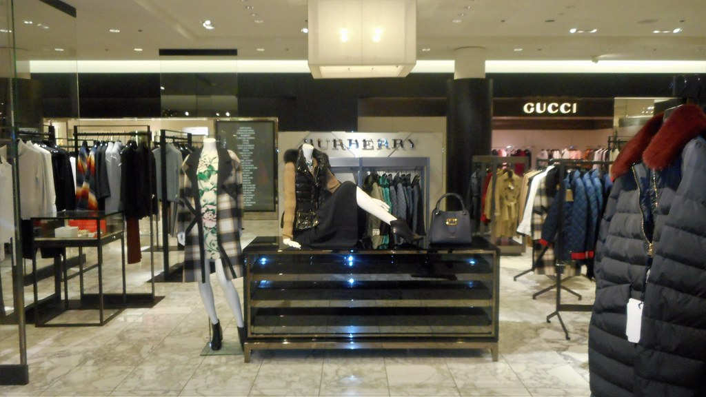 9a17df70beeb55 ... Nordstrom Designer Clothing Level Burberry and Gucci to name a few at  Bellevue Square WA