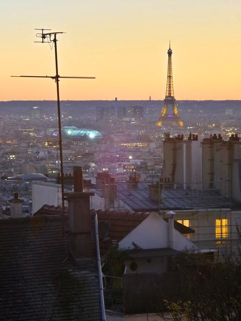 Montmartre ♡ Eiffel