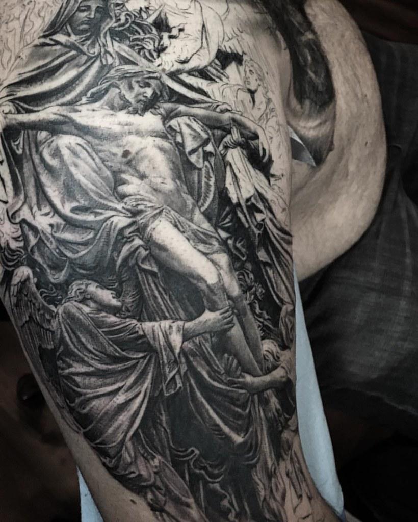 Duomo Milan Tattoo