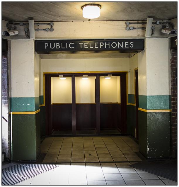 Public Telephone kiosks, Cockfosters