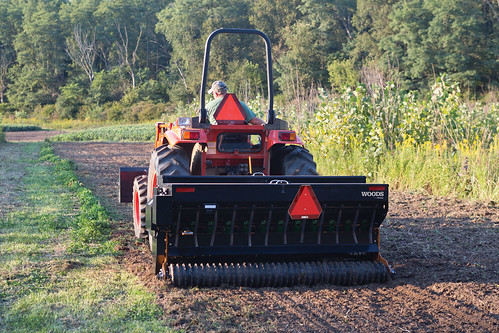Woods Precision Super Seeder PSS84 | by WoodsEquipmentCompany
