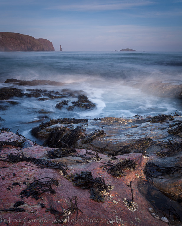 Sandwood Bay, dawn