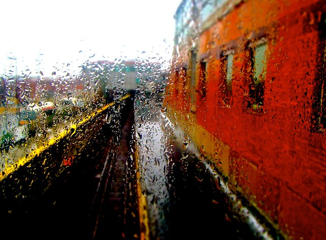 boston jfk umass station rain EXPLORED