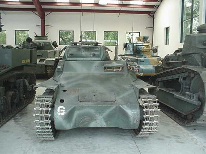 Panzer I Ausf.A (1)