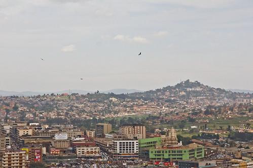 uganda kampala landscape tankhill muyenga shiva temple