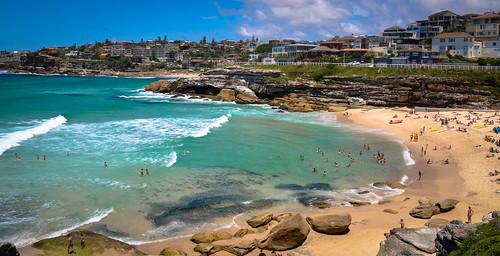 summer seascape landscape coast surf newsouthwales swimmers tasmansea downunder aussies sydneyaustralia glamourama southpacificocean tamaramabeach glamarama nikond5100 lightroom5 tamron182703563diiivcpzd