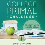 Monica Bravo and Wendy Myers challenge you to go Paleo with this podcast! http://bit.ly/1lzvSsF #paleo #challenge #monicabravo #wendymyers #liveto110 #healthy #whooo