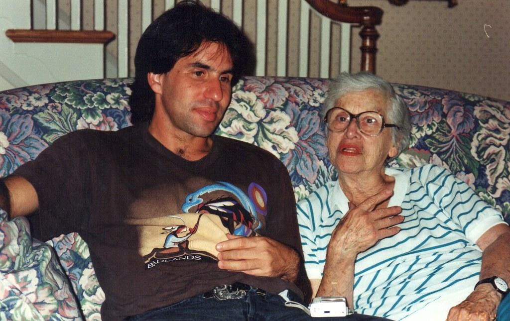 Recording Grandma's Stories