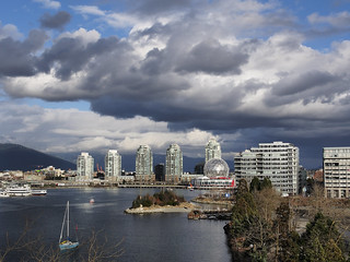 Clouds over the city | by eugene.photography
