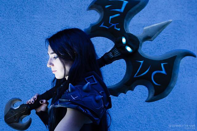 BlizzCon_2013_-Female_Death_Knight_001