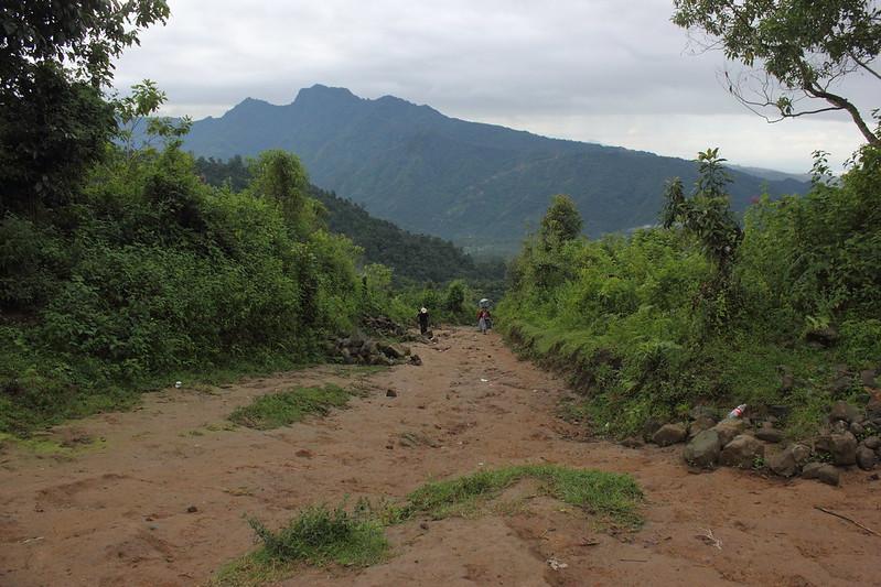 hiking volcan tacana