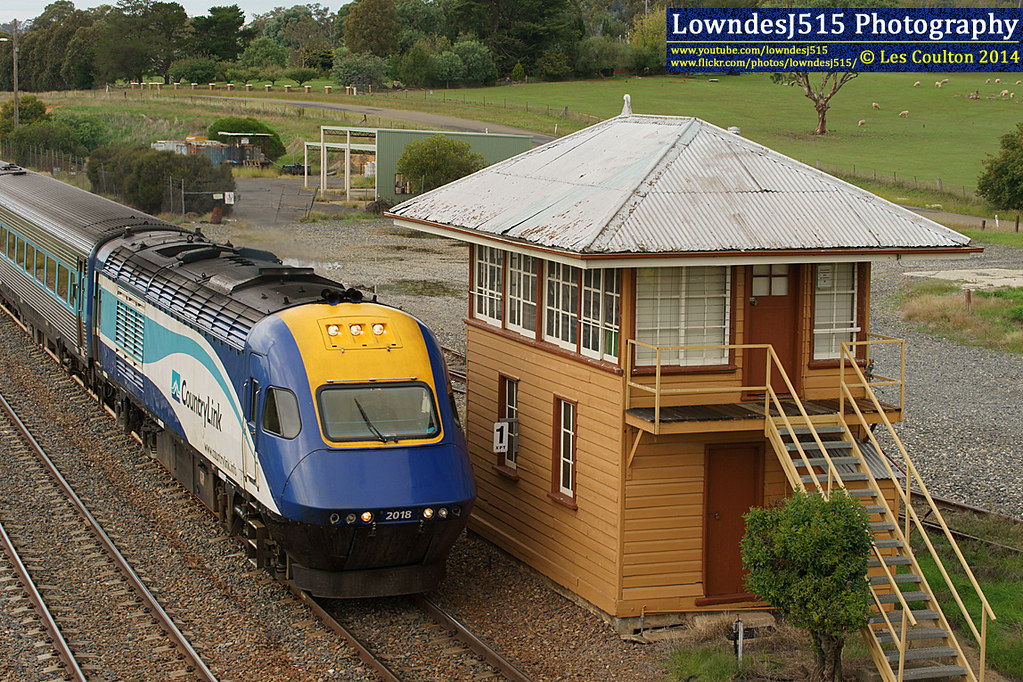 XPT at Yass by LowndesJ515