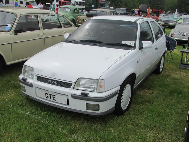 Vauxhall Astra 2.0 GTE G277TOU