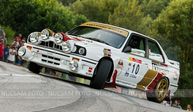 Jose Maria Martinez Vivancos.  BMW M3