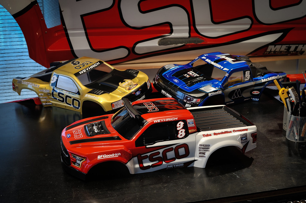 1 10 Scale Rc Body Tsco Racing And Mcmillin Racing Luke Cu Flickr