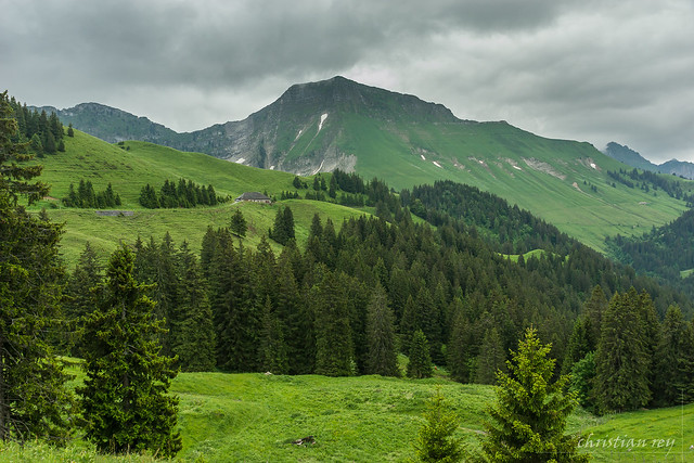 La Dent de Lys (Switzerland)