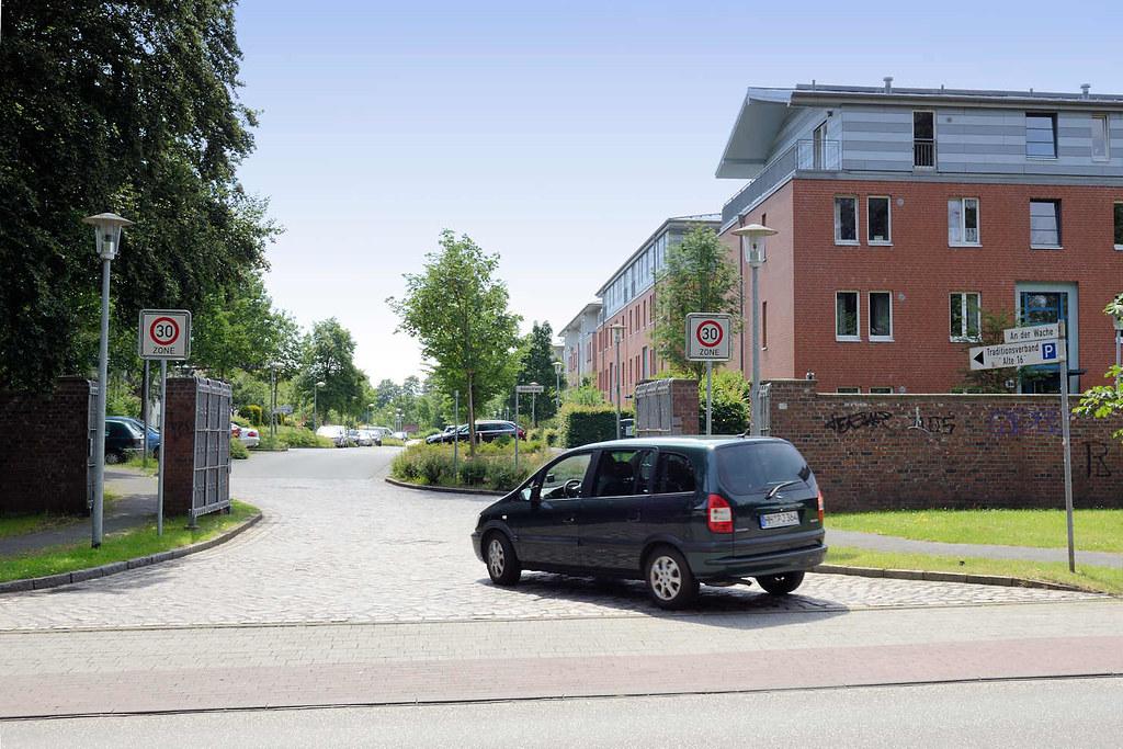 1199 Neubauten Auf Dem Gelände Der Ehem Bismarck Kaserne Flickr