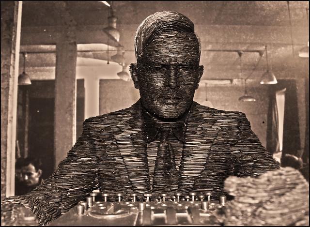 An Enigma Man
