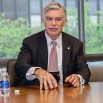 President Patrick Harker