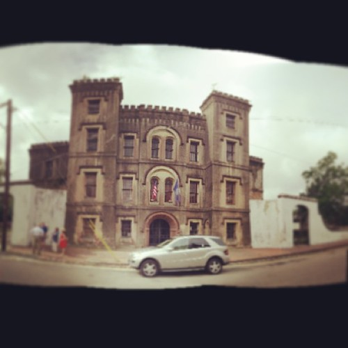 #old #jail #charleston #southcarolina #picstitch | by cnraether