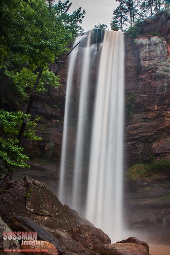 longexposure nature water georgia waterfall falls toccoa toccoafalls stephenscounty thesussman sonyalphadslra550 sussmanimaging