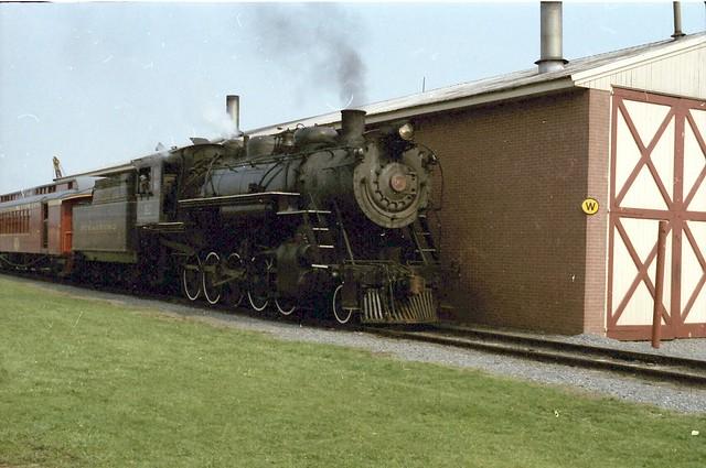 Strasburg RR #90 AKA Great Western #90