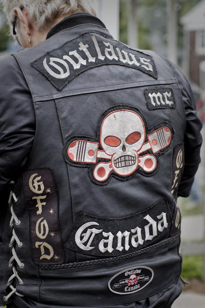 Outlaws MC | Canada | David Rees | Flickr