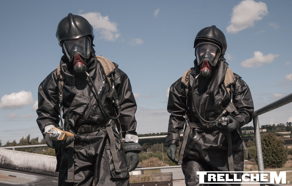 TRELLCHEM® ACT - tactical suit for CBRN first response (11… | Flickr